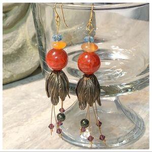 💕Beautiful Earrings Handmade with Love💕